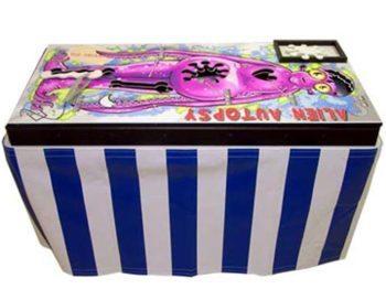 Alien Autopsy Carnival Game