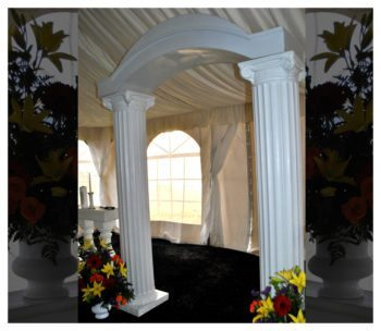 Arch and Column Rentals