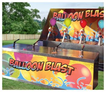 Balloon Blast Carnival Game Rental
