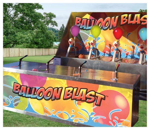 Balloon Blast Carnival Game Rental