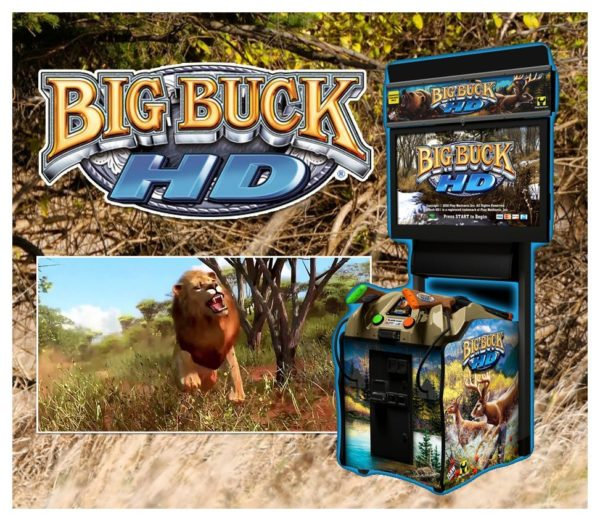 Big Buck Arcade Game