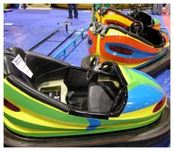 Bumper Cars Rental