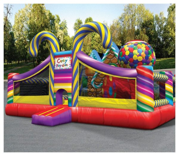 Candy Playland Fun Park