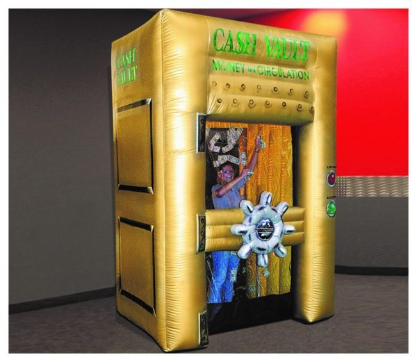 Cash Vault Money Vault Rental