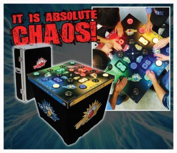 Chaos Arcade Game Rental