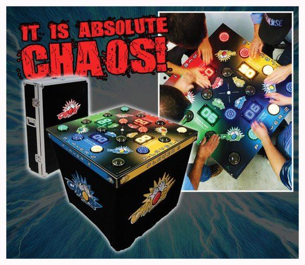 Chaos Arcade Game Rental