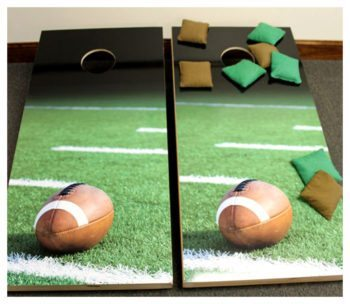 Corn Hole Football Board Rental