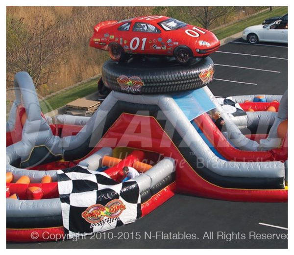 Crash Course Obstacle Course
