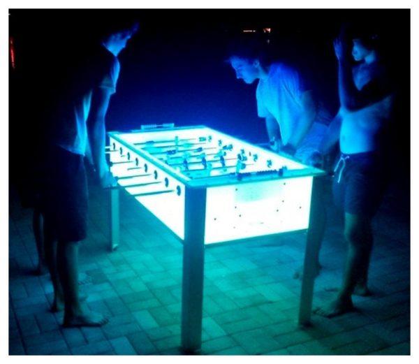 LED Foosball