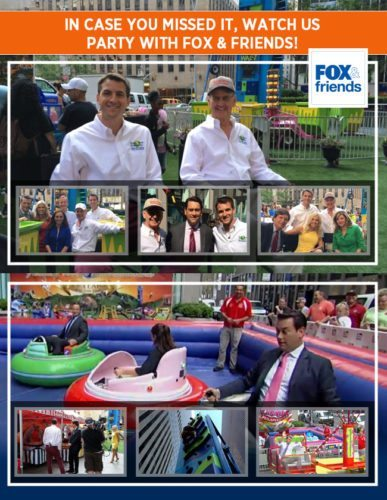 Fantasy World Entertainment Fox and Friends