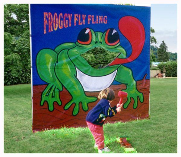 Froggy Fling