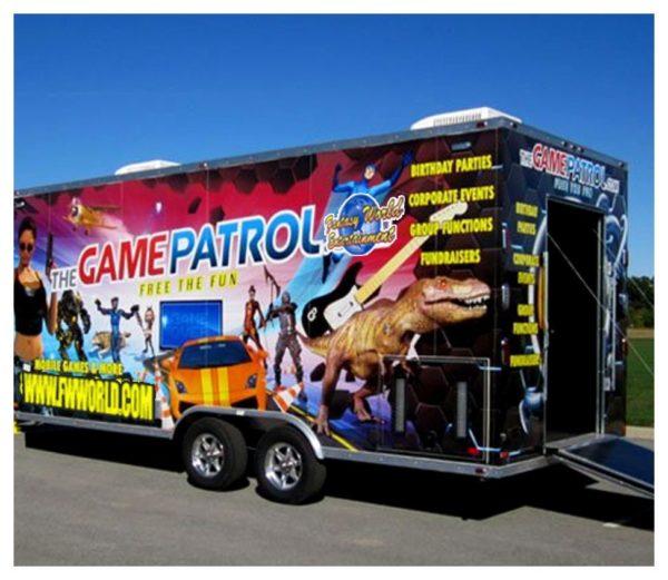 Game Patrol Mobile Arcade