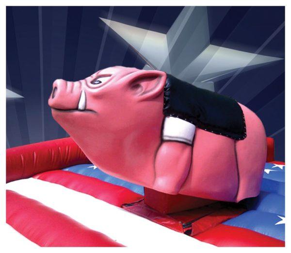 Harley The Hog Mechanical Bull