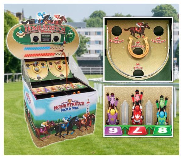 Home Stretch Arcade Game