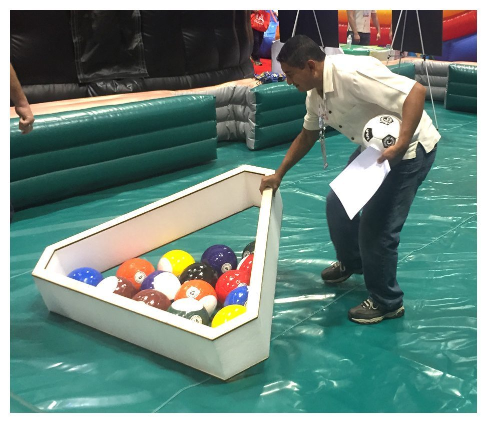 Human Billiards Rental Fantasy World Entertainment Party And - Human pool table