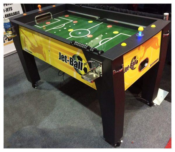 Jet Ball Arcade Game
