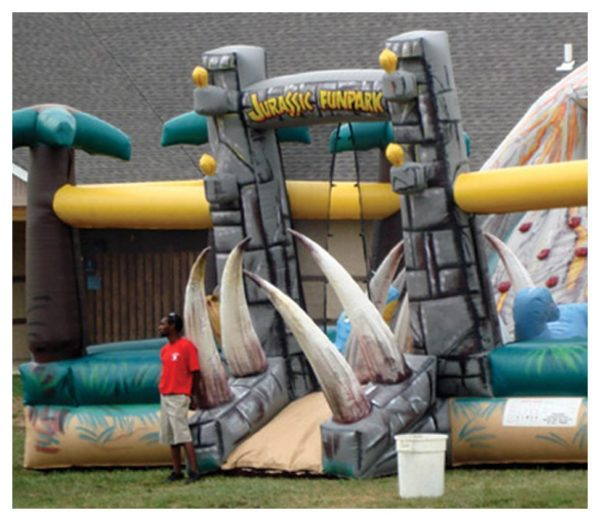 Jurassic Fun Park