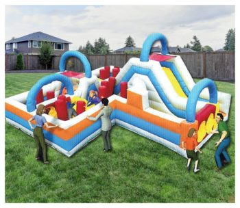 Kiddie Corner Obstacle Course