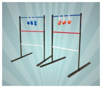 Ladder Ball Party Rental