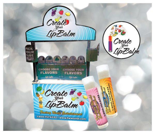 Create Your Own Lip Balm