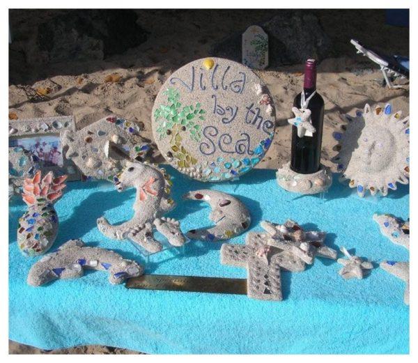 Magic Milk Sand Art