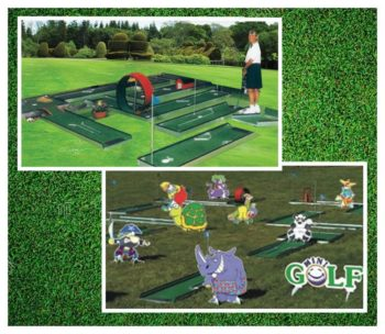 Mini Golf Rental