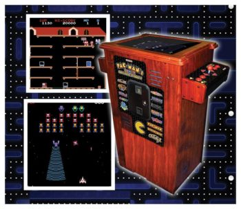 Pac Man Arcade Game Rental