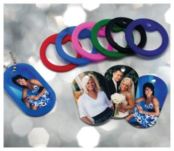 Custom Photo Dog Tags