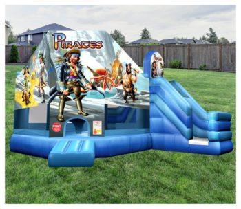 Pirates Club Combo Bouncer