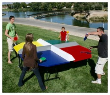 Poly Pong Table