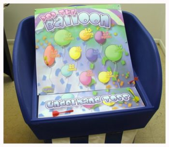 Pop The Balloon Carnival Game