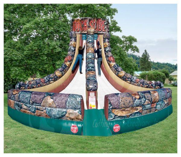 Rock Slide Inflatable