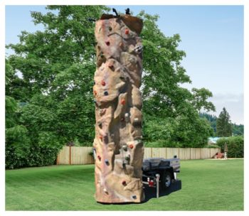 20' Rock Wall Rental