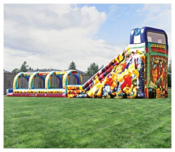 Rub A Dub Water Slide Rental