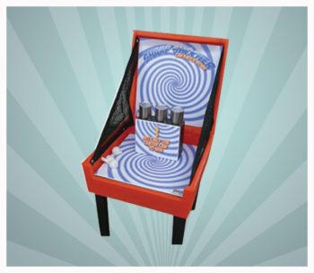Sharp Shooter Carnival Game
