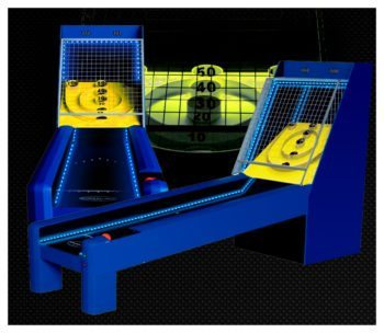 Skee Ball Arcade Game Rental