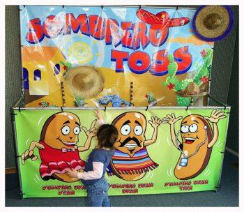 Sombrero Toss