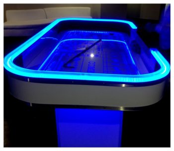 LED Craps Table Rentals