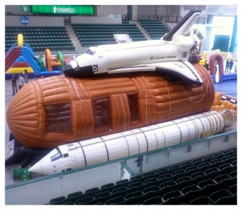 Space Shuttle Fun Park