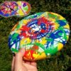 Spin Art Frisbee