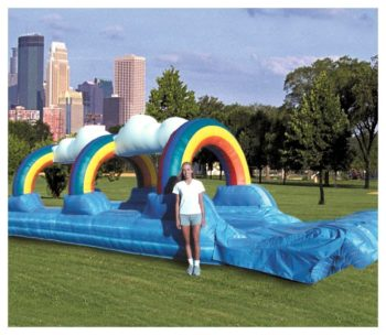 Surf Slide Water Slide Rental