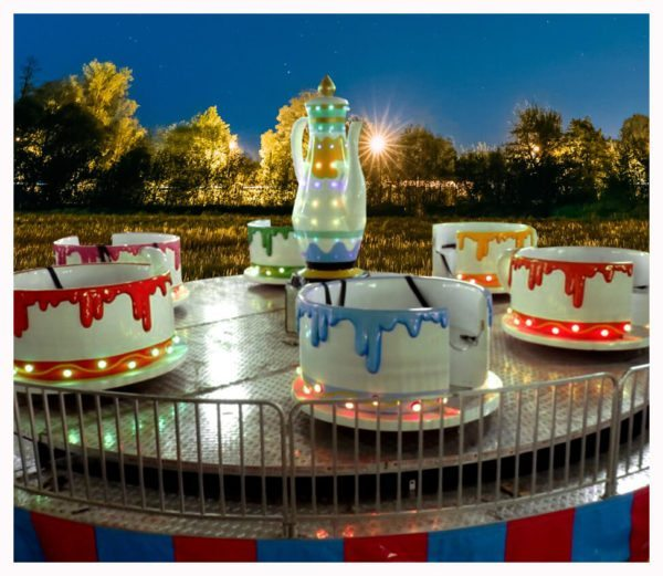 Teacups Carnival Ride Rentals