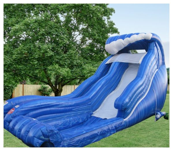 Wild Wave Water Slide Rental