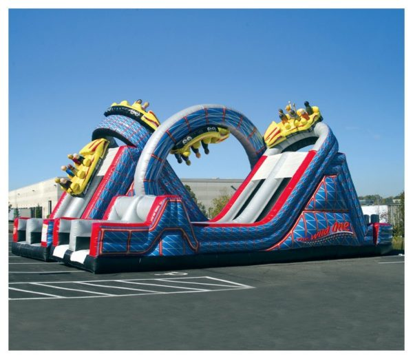 Wild One Obstacle Course