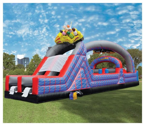 Wild One Jr. Obstacle Course