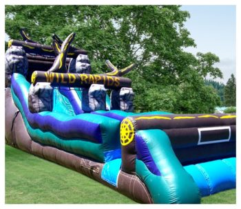 Wild Rapids Water Slide Rental