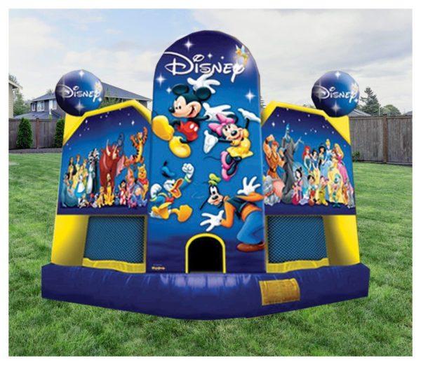 World Of Disney Combo Bouncer