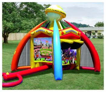 Worldwide Sports Inflatable Game