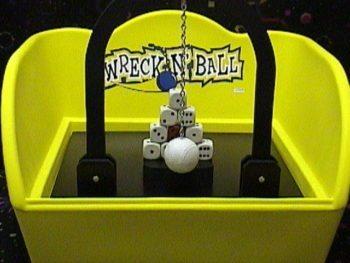 Wreck n Ball Carnival Game
