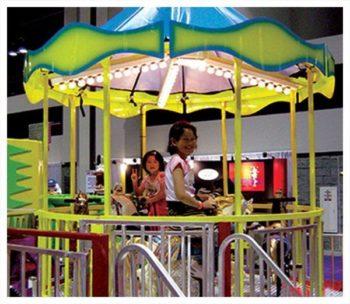 Carousel Carnival Ride